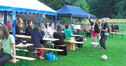 SVV-Grillfest vom 30. Juni 2012