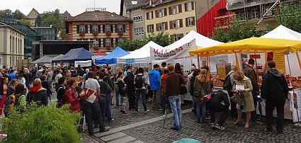 Veganmania Winterthur 2012