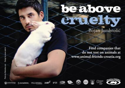 animal cruelty testing. against animal testing